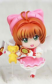 Cardcaptor Sakura Altro 8CM Figure Anime Azione Giocattoli di modello Doll Toy