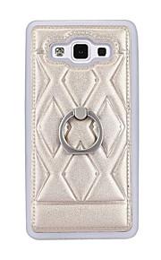 la nuova copertura della cassa del telefono staffa anello di diamanti creativo mano TPU a 360 gradi per la galassia a5 A500 a500h A7 A700