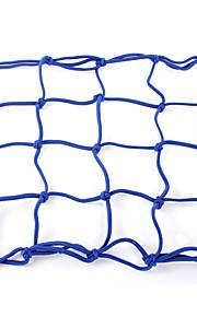 Netzwerk Spinne blau elastischen Hintertür Helm für Motorradroller