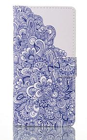 Per Samsung Galaxy S7 Edge Porta-carte di credito / A portafoglio / Con supporto / Con chiusura magnetica / Fantasia/disegno Custodia