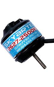 Skyartec 2627-2500kv motor brushless outrunner (bl011)