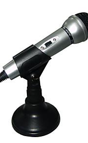salar / salar M9 kara micrófono micrófono red bien k canción micrófono grabación de la computadora