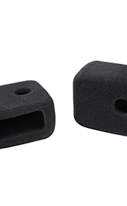 High Density Foam Windproof Cover Fit for Gopro Hero4/4s/3+/3