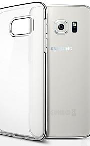 per caso limite TPU caso S7 bordo S6 S5 S4 trasparente Samsung Galaxy s7 più