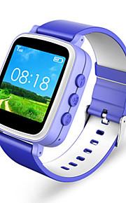 Sports Watch Unisex GPS Digital Digital Wrist Watch Blue/Pink