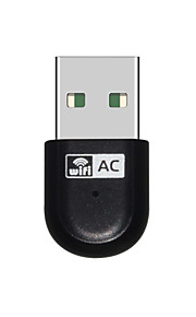 AC600 wifi adaptador USB de doble banda