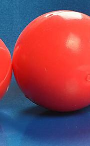 Hunde Spielzeuge Kugel Elasthan Gummi Rot / Grün / Blau / Rosa