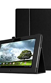 cuero de negocio se destaque caso de la cubierta de la almohadilla nota asus FHD 10 me301t me302 me302c me302kl tableta de 10 pulgadas
