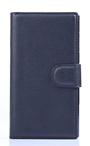 carpeta de la caja del cuero del tirón de la PU para Nokia Lumia 1020 N1020
