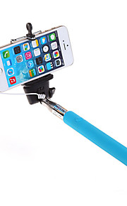 KLW  Extendable Camera Handheld Monopod with Mobile Phone Remote Shutter for iPhone