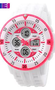בגדי ריקוד נשים בגדי ריקוד גברים שעוני ספורט שעוני שמלה שעון חכם שעוני אופנה שעון יד ייחודי Creative צפה שעון דיגיטלי Chinese דיגיטלילוח