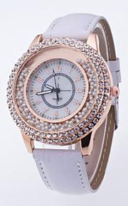 Women's Hot Fashion Full Diamond Sand Belt Quartz Watch (Assorted Colors)