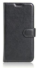 funda protectora de tarjetas estampadas billetera tipo de variación para el encanto meizu nota azul 3 teléfono móvil