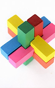 Others-To Lag / Tre Lag-Træ-Cubes