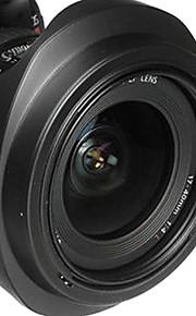 newyi® ew-75ii modlysblænde skygge for Canon EF 20mm f / 2.8 USM 20-35mm f / 2.8L 72mm gevind (ew-75 ii)