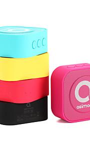 DS1511 ASIMOM mini portatile bluetooth mic della scheda Micro SD supporto altoparlante esterno mani libere