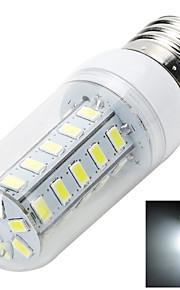6W E26/E27 LED-kornpærer B 36 SMD 5730 400-500 lm Varm hvit / Kjølig hvit Dekorativ AC 220-240 V 1 stk.