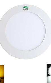 1개 Zweihnder 6W 30 SMD 2835 450 lumens lm 따뜻한 화이트 / 내추럴 화이트 장식 천장 조명 AC 85-265 V