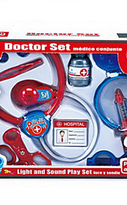 um carrinho de brincar caixa médica fingir jogar brinquedos DIY brinquedos