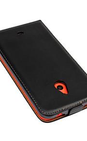el cuero liso siguiente abre hacia arriba y abajo para lumia 1320