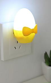 creatieve cartoon gouden eieren lichtsensor met betrekking tot kindje slaap 's nachts licht (assorti kleur)