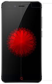 hd nillkin película anti huella digital configurado para el mini teléfono móvil nubia z11
