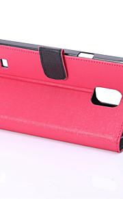 vuosikerta lompakko PU nahka suojakotelo Samsung Galaxy huomautus 4 jalustan ja kortin haltijan puhelin pussi ylellisyyttä saranoitu
