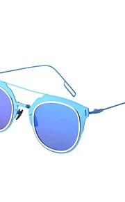 Solbriller kvinder's Klassisk Anti-reflekterende Trekkingbriller Blåt Solbriller Full-Rim