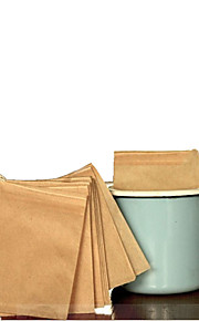 61pcs disponibel streng snor tom segl filter papir parfymert teposer
