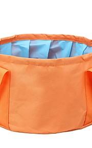 ポータブル旅行屋外キャンプハイキング洗面台折りたたみバケツ、多機能折り畳み式バケツ