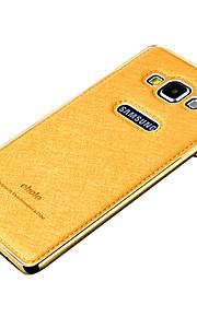 mobiltelefon ramme silke bagdæksel til Samsung A7