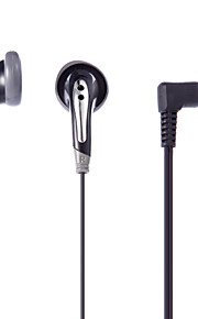 3,5 mm stereo in-ear øretelefon øretelefoner hovedtelefoner JX-268 til ipod / ipad / iphone / mp3