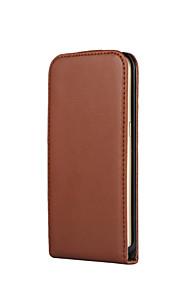 di lusso in pelle PU flip up-down caso aperto pelle della copertura per il bordo / s7 Samsung Galaxy s7
