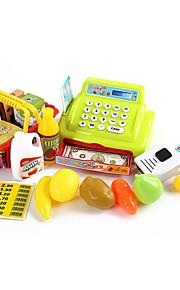 børns uddannelsesmæssige oplysning legetøj børns leg sætter festlig lyd og lys simulation legetøj kasseapparat