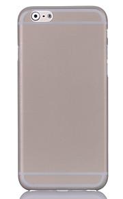 0.03mm mince mat étui transparent pc de téléphone pour iphone 6 / 6s / 6 plus / 6s, plus