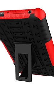플라스틱 특별한 디자인의 범퍼 다시 아마존 화재 7 모듬 coloe에 대한 스탠드 케이스 커버