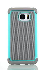 tpu + pc samsung / galaxy s-serie voetbal ftripes telefoon geval beschermhoes voor mobiele telefoon