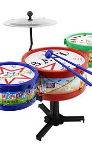 tromme tromme kit legetøj tidlige barndom pædagogiske musik slagtøj hånd trommer børn legetøj