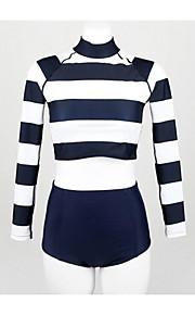 נשי צלילת החליפה uv מדוזת בגדי ים בגד ים ביקיני סיאמית מגני שמש חליפות חליפת צלילה עם שרוולים ארוכים = עליון + מכנסיים