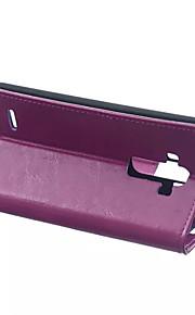 LG G4 Polycarbonate Etuis Complets / Coques avec Support Design Spécial / Nouveautés couverture de cas