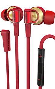 e-3lue eep915 Iron Man kablet in-ear hodetelefoner for idrett