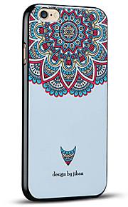 Totems tro myk beskyttende bakdekselet iphone case for iphone 6 pluss / iphone 6s pluss