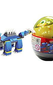 dr 6305 brinquedos lego novo le dinossauro torcido bloco bloco de ovo quebra-cabeça para manter brinquedos infantis montados