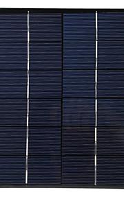 5 wattů 5V USB výstup monokrystalický křemík solární panel