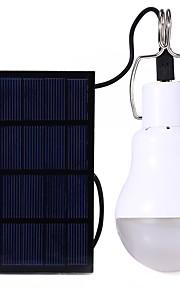 1.5W Soldrevne LED-lamper 150 lm Kjølig hvit SMD 3528 Batteri V 1 stk