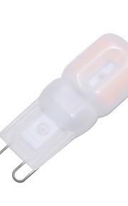 3W G9 LED-kornpærer T 14LED SMD 2835 300 lm Varm hvit / Kjølig hvit Dekorativ AC 220-240 / AC 110-130 V 1 stk.