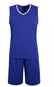 Others Men's Sleeveless Leisure Sports / Badminton / Basketball / Running Clothing Sets / Quick Dry /