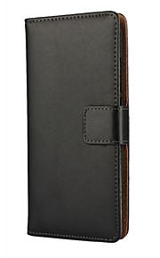 Huawei社のアセンドY560用のスタンドフルボディケース高品質PUレザーソリッドカラーの財布ケース