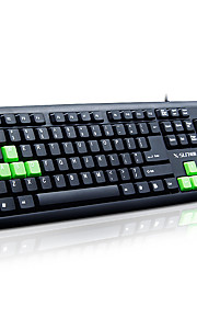 Wired USB Keyboard Office Business
