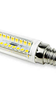 7W G9 LED-kornpærer T 72LED SMD 2835 800-900 lm Varm hvit / Kjølig hvit Dekorativ AC 220-240 V 1 stk.